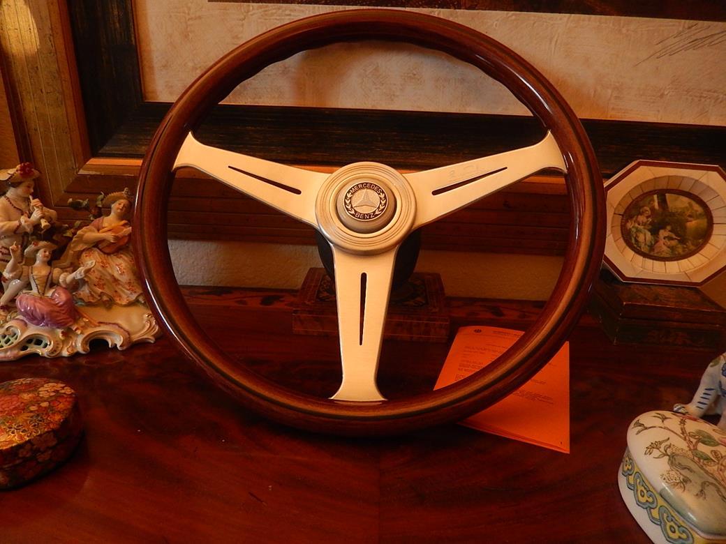 189 mercedes steering wheel for Mercedes benz wood steering wheel