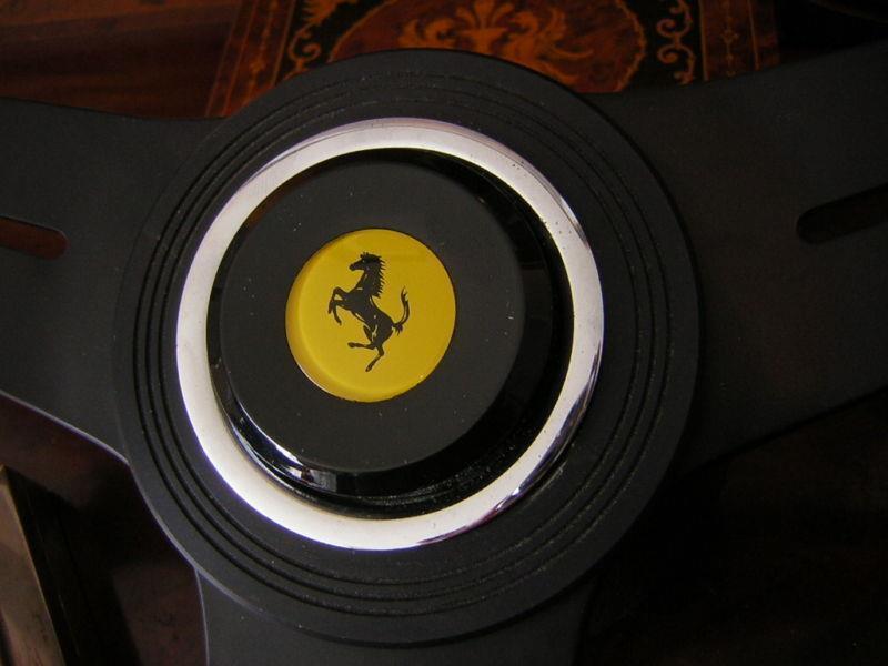 176 ferrari horn button. Black Bedroom Furniture Sets. Home Design Ideas