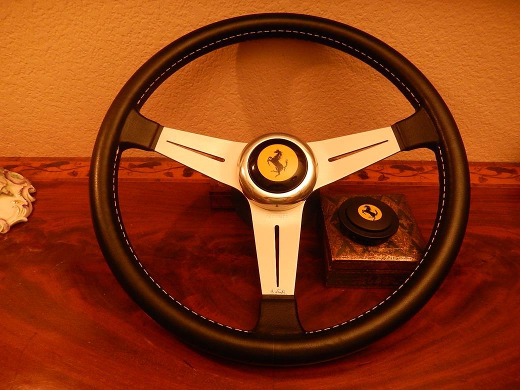 183 ferrari steering wheel. Black Bedroom Furniture Sets. Home Design Ideas