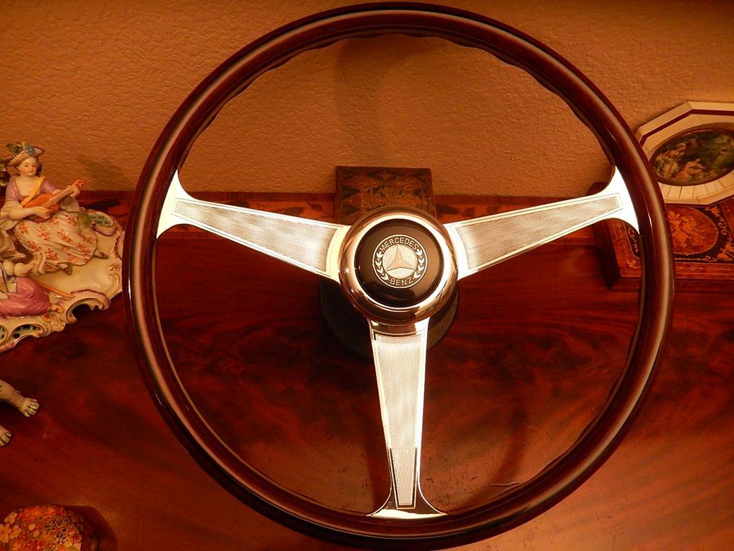 219 mercedes steering wheel for Mercedes benz wood steering wheel