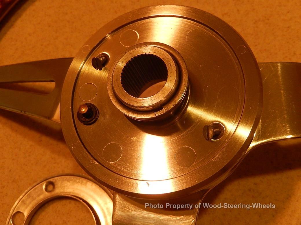 236 Porsche Steering Wheel