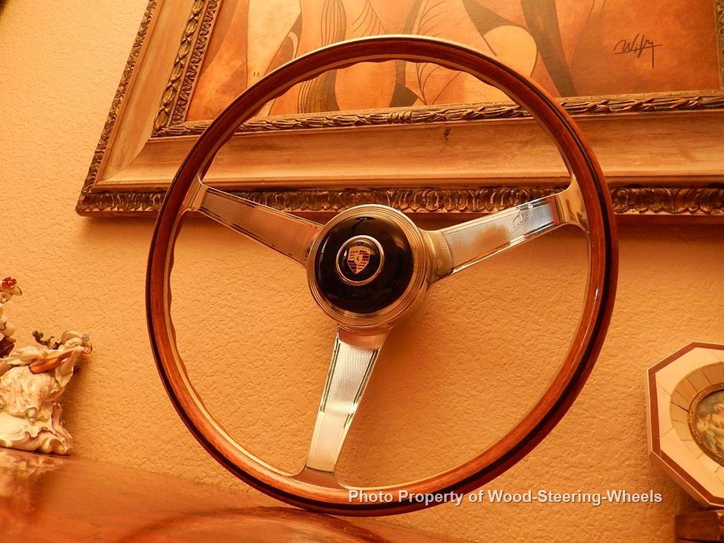 240 Porsche Steering Wheel