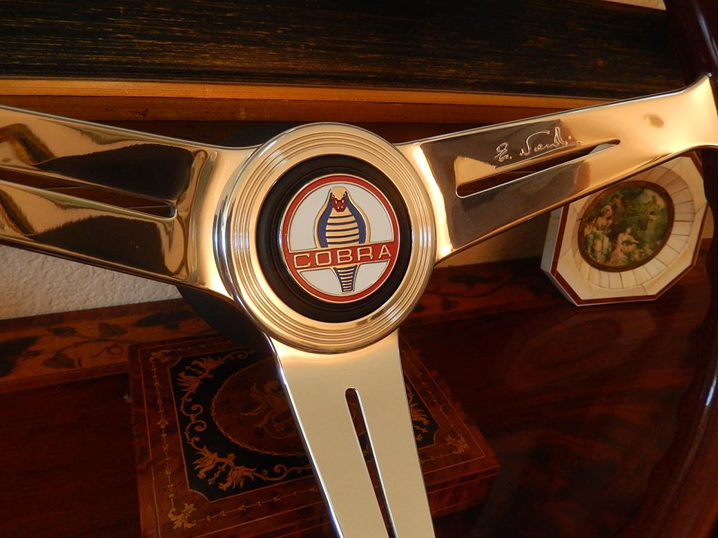 94 Shelby Cobra Horn Button