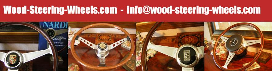 wood-steering-wheels