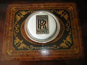 rolls royce horn button