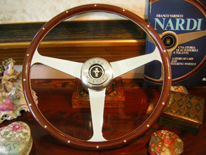 shelby 67 effpi steering wheel