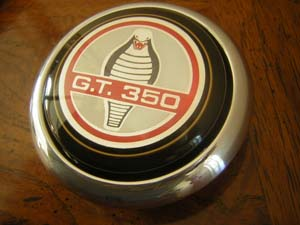 original shelby 66 horn button