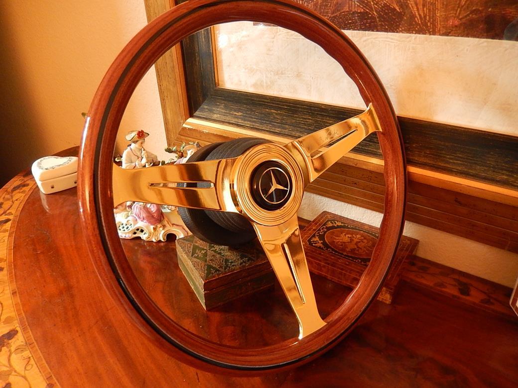 Mercedes nardi wood steering wheel for Mercedes benz wood steering wheel