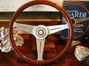 Nardi Personal Wood Steering Wheel For Mercedes Benz W107 R107 C107 280 SLC 380 SLC 380 SL 500 SLC450 SLC5.0 300SL 420SL 500SL 560SL