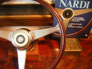 Nardi Steering Wheel Wooden Rim Fits MERCEDES W113 230SL W111 220 SE – 300 SE Coupe Convertible
